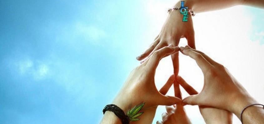 Colorea la paz (todos los días)