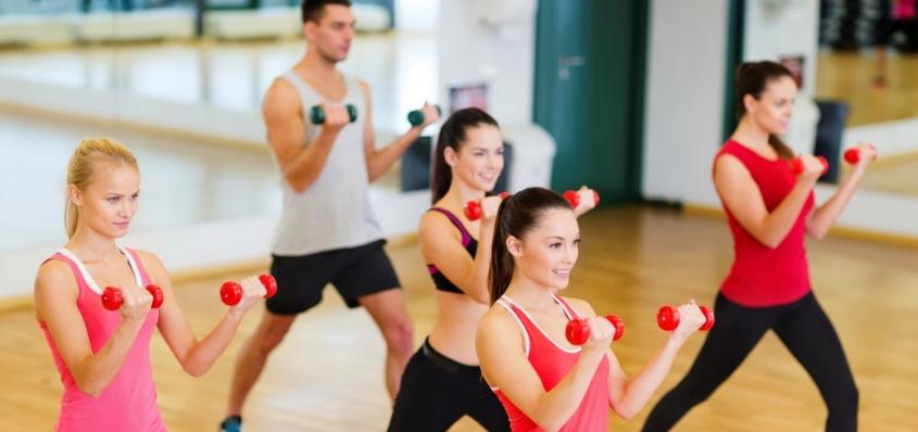 Dile NO a la locura fitness