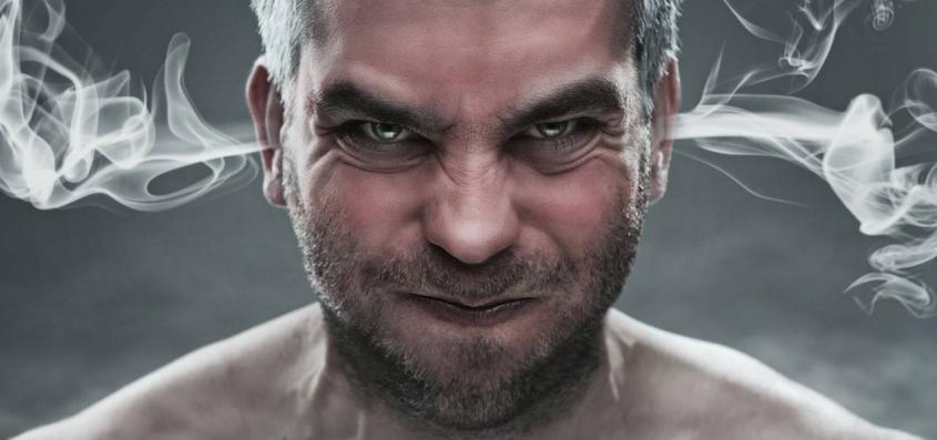 Seis tips para manejar la ira